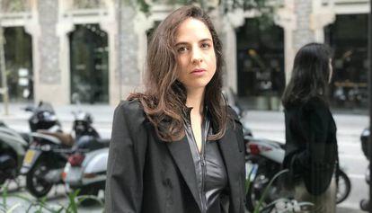 La escritora granadina Cristina Morales.