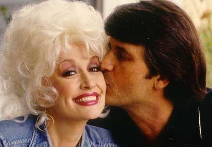Dolly Parton y Carl Thomas Dean.