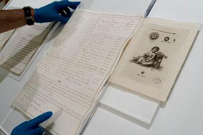 'Listado de los niños que Francisco Javier de Balmis llevó a Filipinas en la expedición filantrópica de la vacuna', de febrero de 1805.