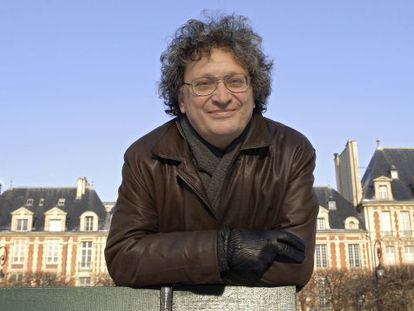 El director René Jacobs.