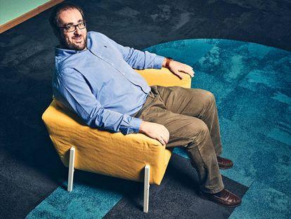 Enric Asunción, cofundador y consejero delegado de Wallbox, que ha anunciado su salida al Nasdaq este año.