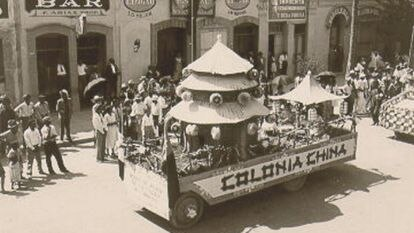 El 20 de febrero de 1912, los chinos residentes en Torreón, realizaron un desfile para exigir protección a las autoridades.