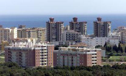 La Costa del Sol es el destino favorito de muchos marroquíes. En la imagen, Torremolinos.