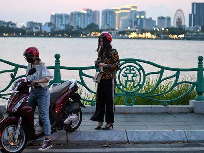 Vietnam es seguramente el primer país del mundo que ha podido recuperar su actividad sin riesgo.