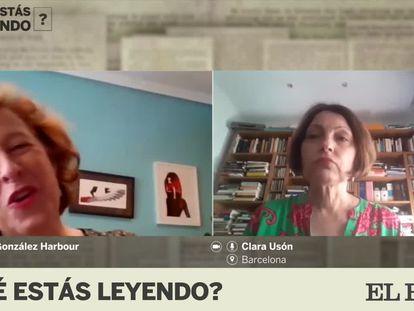 ¿Qué está leyendo Clara Usón?