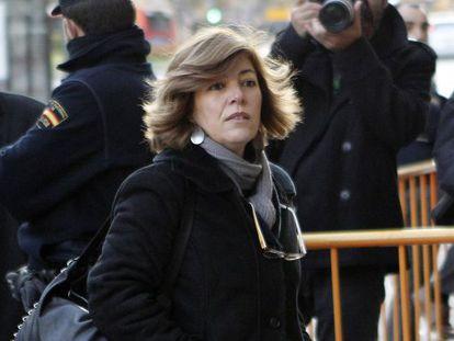 La directora de Promoción Institucional de la Generalitat, Dora Ibars.