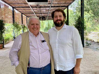 José y Roberto Cabrera.  JC CAPEL