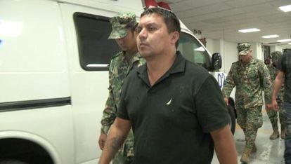 Miguel Ángel Treviño Morales, alias 'Z40', líder del cártel de Los Zetas.