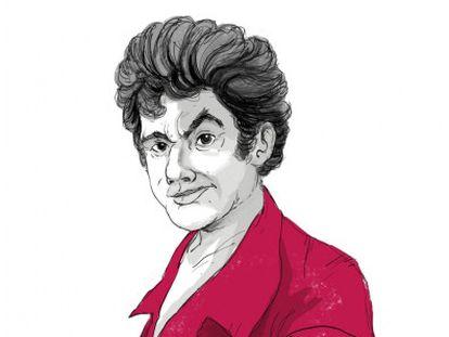 Detalle de la portada de 'Obra francesa', de José Marchena.