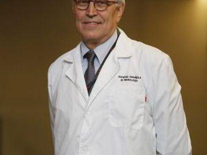 El neurólogo Jaime Gállego.