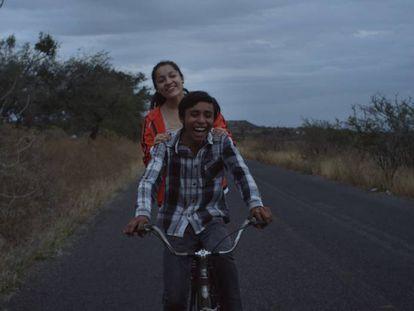 Fotograma de 'Huachicolero', dirigida por Edgar Nito.