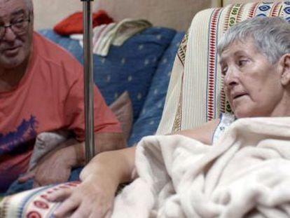 Una mujer con ELA muere sin cumplir su voluntad de que se le practicase la eutanasia. EL PAÍS habló con ella cuatro días antes de su fallecimiento
