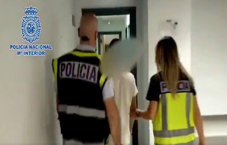 Dos menores detenidos en relación al homicidio de un chico de 14 años en Getafe. POLICÍA NACIONAL