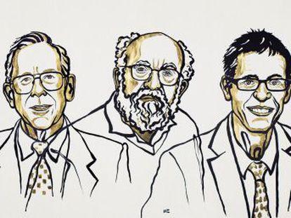 Michel Mayor, Didier Queloz y James Peebles son los primeros en recibir el premio de la academia sueca por el hallazgo de exoplanetas y los terceros por el estudio de la evolución del cosmos