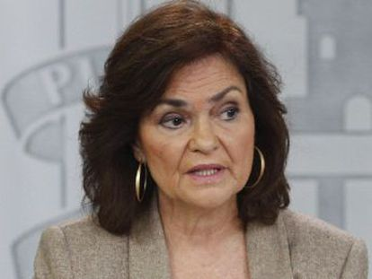 Los socialistas presentan enmiendas para impedir que los restos del dictador vayan a La Almudena e incorpora sanciones para los centros donde se enaltezca el franquismo