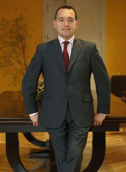 Artemi Rallo, en la Agencia de Protección de Datos.