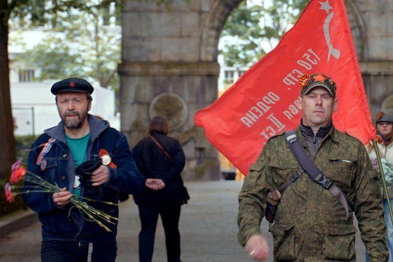 Imagen de 'Victory Day', documental de Sergei Loznitsa.