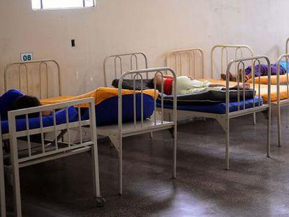 Un hospital siquiátrico en Manaos.