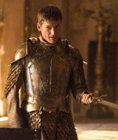 Jaime Lannister, interpretado por el actor Nikolaj Coster-Waldau.