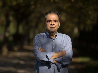 José Antonio Martínez, experto en educación, en Madrid este 3 de septiembre.