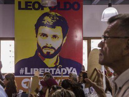 El opositor venezolano regresa a casa tras cuatro noches en la cárcel de Ramo Verde