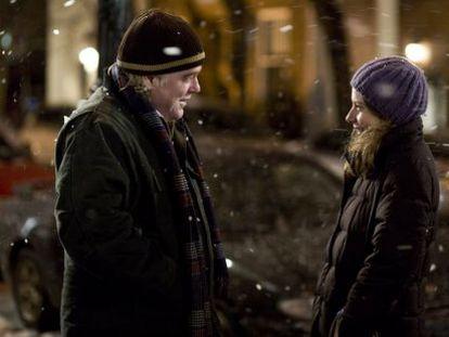 Philip Seymour Hoffman y Amy Ryan, en 'Una cita para el verano'.