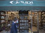 DVD 1027 Madrid 13/11/2020  fotos del Interior y exterior de la Libreria Gaudi     Foto: Inma Flores