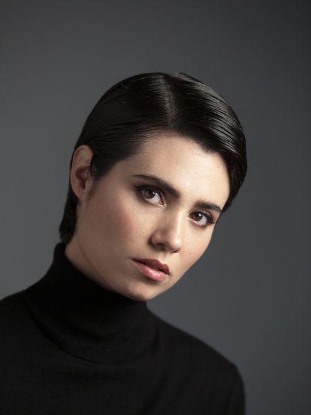 Loreto Mauleón, la actriz que ha sido nominada a un Feroz por su papel de Arantxa en 'Patria'.
