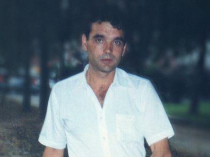 José Antonio Alonso, cuando tenía 45 años.