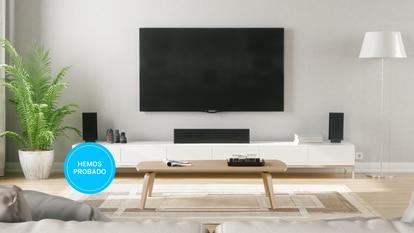 Probamos seis modelos de barras de sonido para disfrutar del cine o la música en casa. GETTY IMAGES