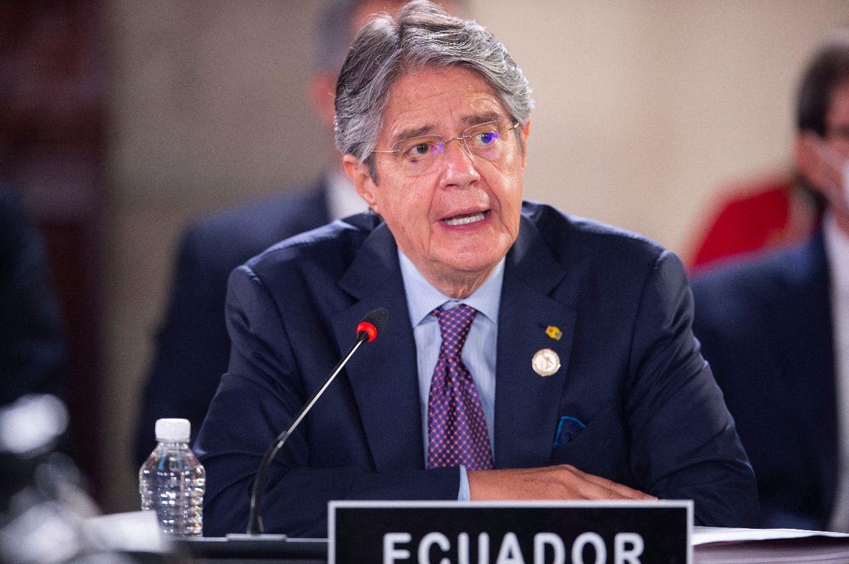 Las reformas de Guillermo Lasso chocan en el Congreso de Ecuador