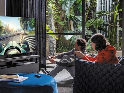Cinco cosas en las que fijarte al comprar un televisor para videojuegos