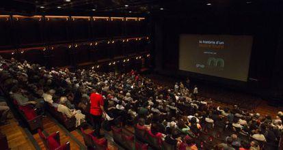 Preestreno del documental sobre el Teatre Lliure