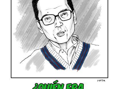 La vida de Liu Xiaobo, en viñetas