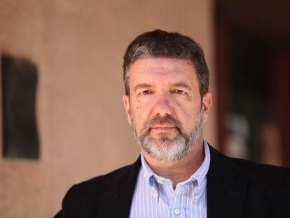 Francisco García, el máximo responsable de enseñanza de CC OO, el sindicato mayoritario dle sector en España.