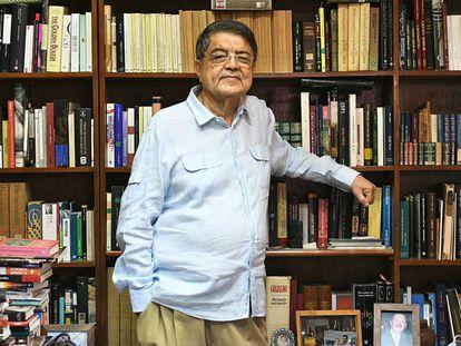 El escritor nicaragüense Sergio Ramírez, en una imagen de archivo.