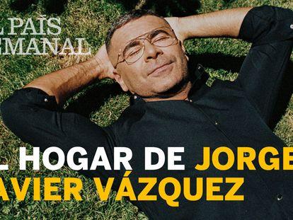"""Jorge Javier Vázquez: """"Muchos te odian y eso te afecta"""""""