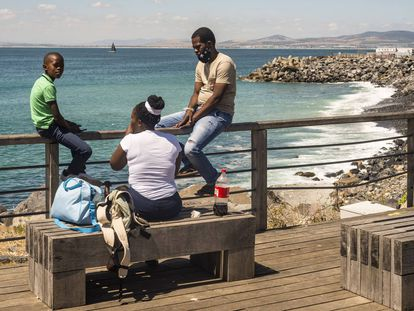 Ciudad del Cabo, una metrópolis adormilada