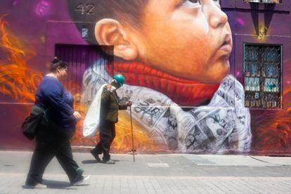 Personas con obesidad están entre las más vulnerables de contraer covid-19.