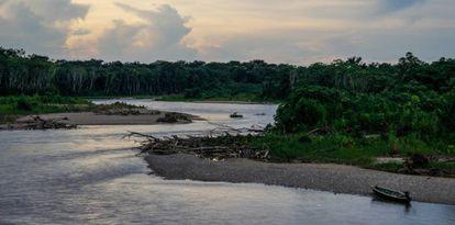 Imagen de la Amazonía peruana.