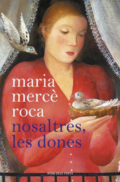Porta del nuevo libro de Maria Mercè Roca.