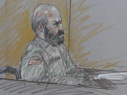 El autor de la matanza de Fort Hood apela a la religión para justificar el tiroteo