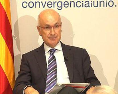 Josep Antoni Duran Lleida.
