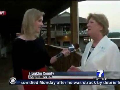Asesinados dos reporteros en directo en Virginia
