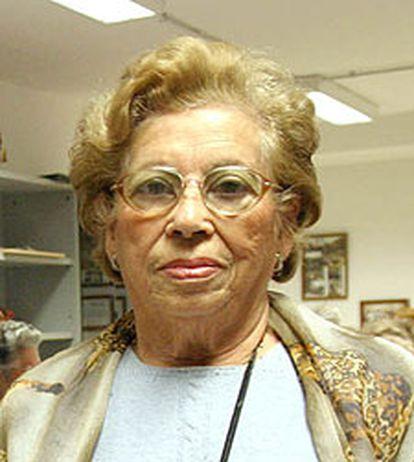 Carmen López.