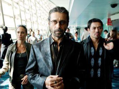 Narcotraficantes latinos en la era de Trump  de Javier Bardem a Óscar Jaenada, pasando por Jordi Mollà, Sergio Peris-Mencheta o Miguel Ángel Silvestre