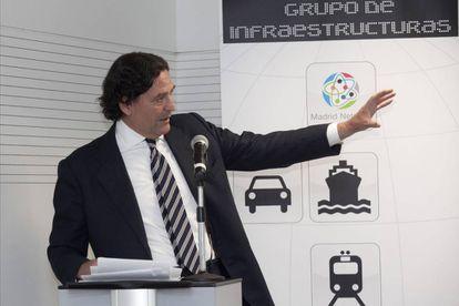 Aurelio García de Sol, el 28 de marzo de 2012.