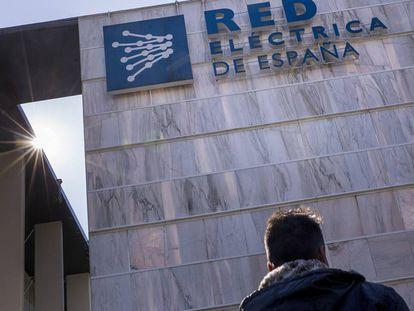 Edificio de Red Eléctrica en Sevilla.