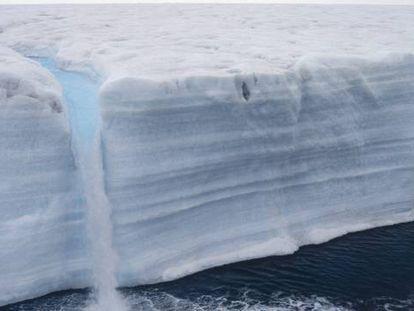 La pérdida de los casquetes polares por el calentamiento global ya tiene consecuencias irreversibles.