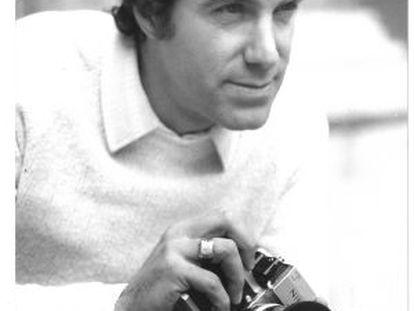 El paparazi italiano Elio Sorci. Foto cedida por la familia.